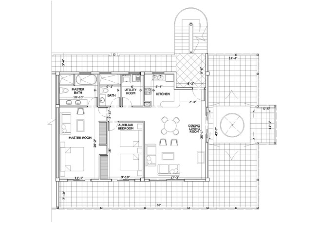 Floor Plans At Tranquility Bay Antigua Hotel The Only All